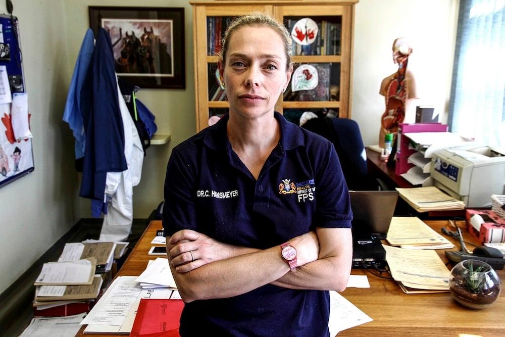 Dr Candice Hansmeyer