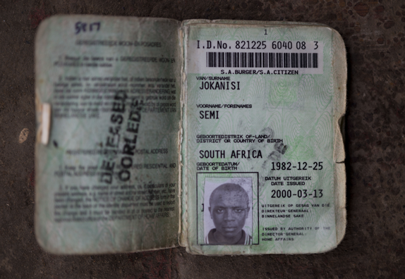 drivers license lost south africa