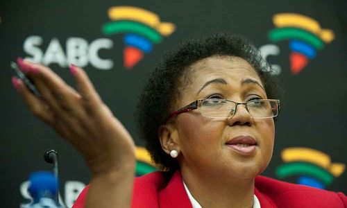 Embattled SABC Chairperson Ellen Tshabalala says that the reasons she cant provide proof of her academic qualifications are due to theft .