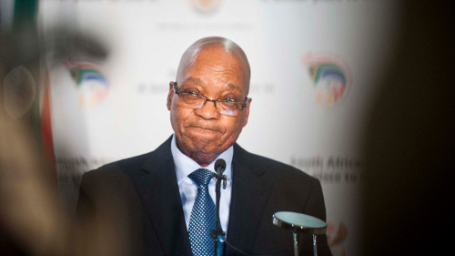 Jacob Zuma (M&G)
