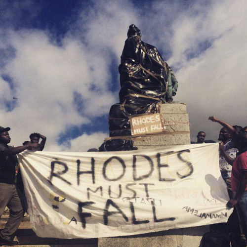 UCT: Rhodes Must Fall/Facebook