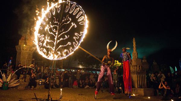 Bushfire Festival, Swaziland