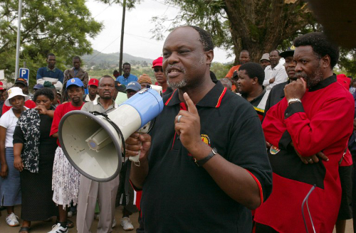 Mario Masuku (AFP)