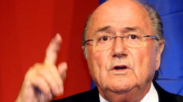 Sepp Blatter (Gallo)