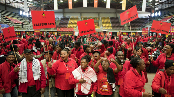 SACP special national congress (M&G)