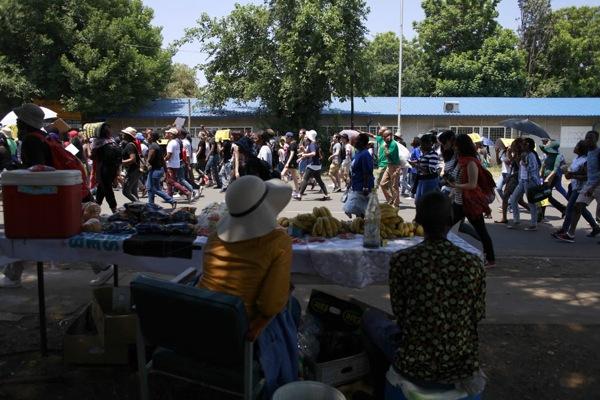 Photo: M&G/Oupa Nkosi
