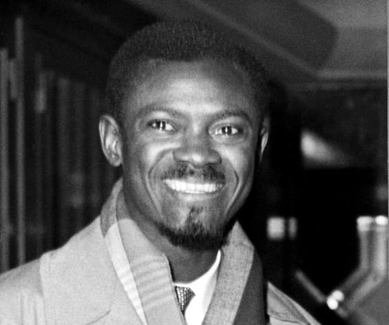 Patrice Lumumba in 1960. (AFP)