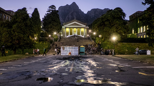 UCT (Photo by Luckydean)