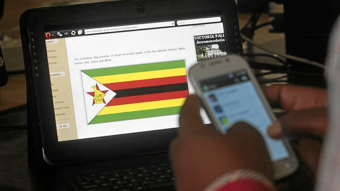 Zimbabwe has been named as one of the most dynamic countries in the world, with above-average growth in information technology over the past year. (Shepherd Tozvireva)