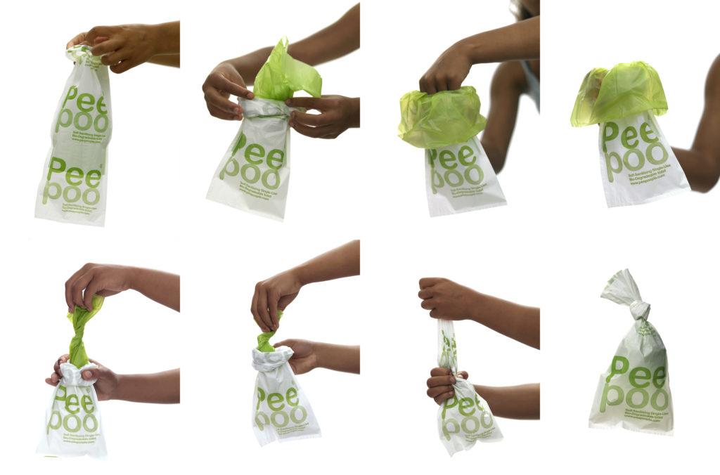 Peepoo Bag. (Pic: peepoople.com)