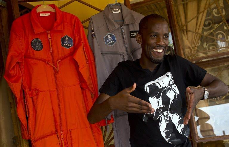 Mandla Maseko. (Pic: AFP)