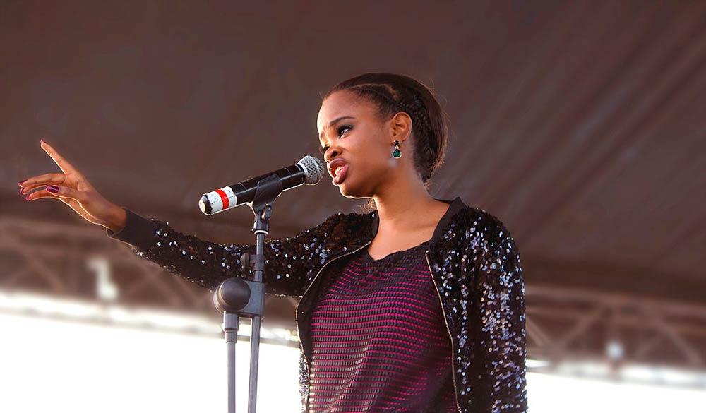 MsKelle. (Pic: Mookho Makheta)