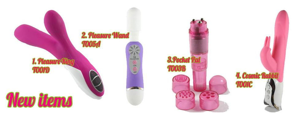Sex toys on offer at Doctor Crocodildo, a Nigerian online store. (Screenshot)