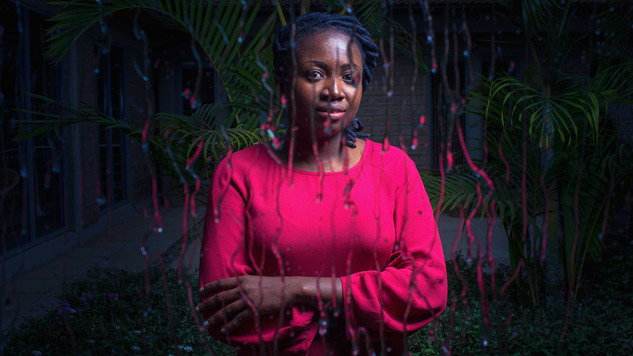 IBM scientist Kala Fleming, who leads its research in the area of water management. (Photo: IBM)