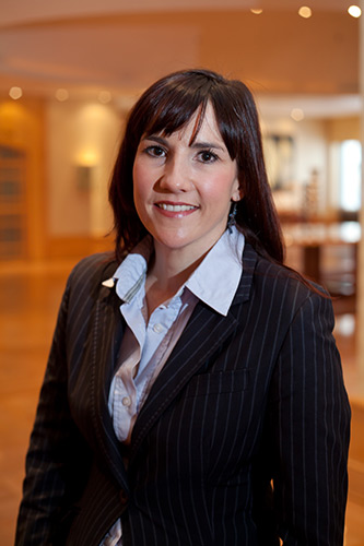 Tracy Afonso, head of Strategy for Professional Banking and Small Business Services