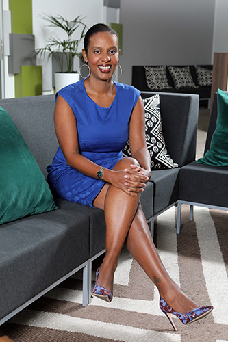 Khensani Nobanda is group executive of Nedbank group marketing and corporate affairs