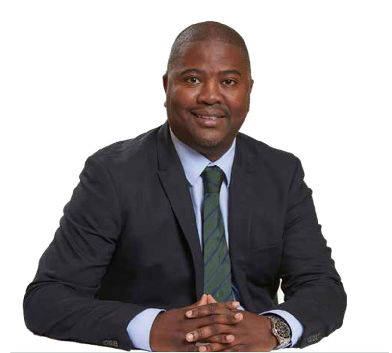 Ciko Thomas is Group Managing Executive of Retail and Business Banking at Nedbank